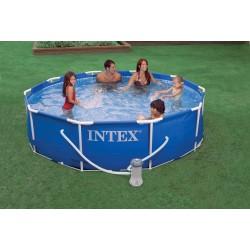 Intex Framepool Ø305 CM X 76 CM hoog
